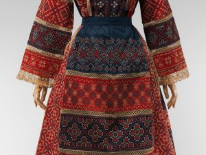 Embroidered Russian Ensemble
