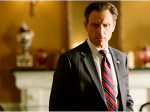 Fitz with a distinct sense of déjà vu. Haven't we been here before? (ABC)