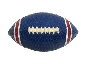 Elisabeth Weinstock America Football in red, white and blue, $985, ElisabethWeinstock.com (Photo: Courtesy Elisabeth Weinstock).