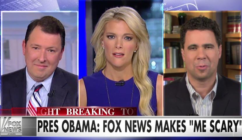 President Obama Will Survive Megyn Kelly's Cheap Smear