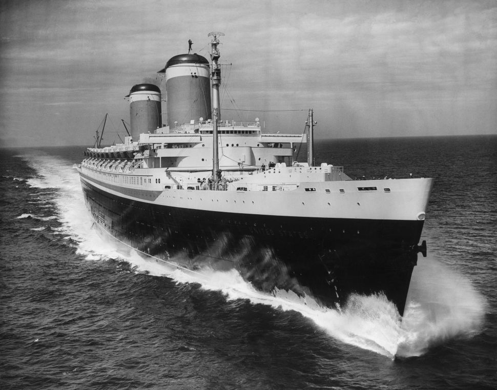Don't Sink the SS United States