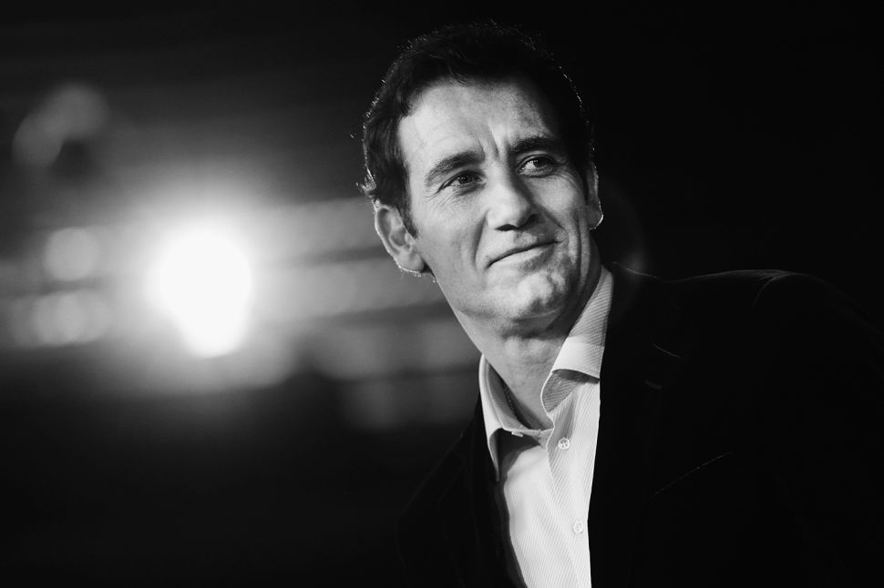 Clive Owen: The Operator, on Broadway and Off