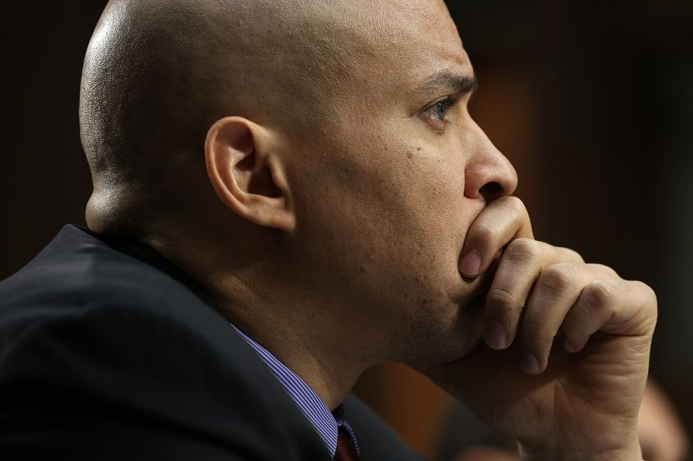 Cory Booker Admits Iran Deal Blunder
