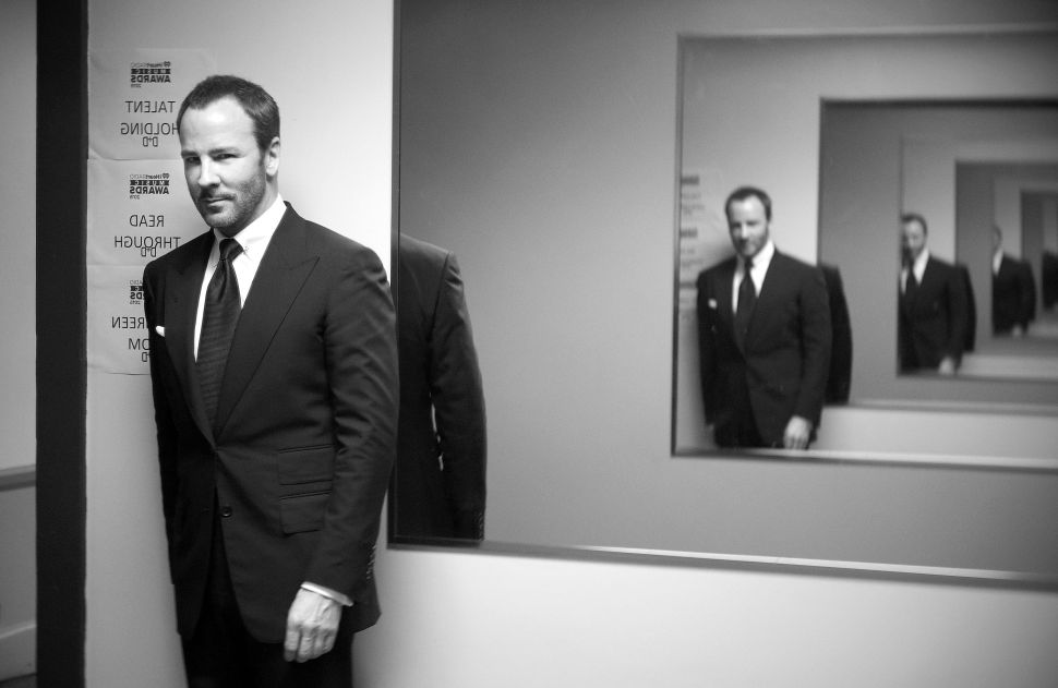 This Season Tom Ford Forgoes a Runway Show for a High Fashion Video
