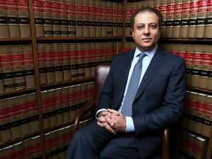 United States Attorney for the Southern District of New York, Preet Bharara. (Photo by Jesse Dittmar for The Washington Post via Getty Images.)