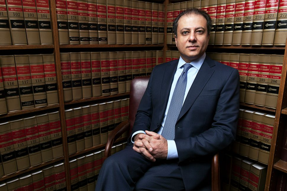 Preet Bharara to Join New York University Law School After Getting Fired by Donald Trump