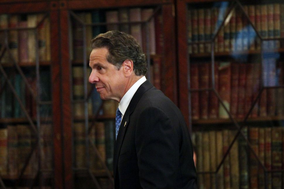 All the Governor's Men—Federal Charges Against Top Cuomo Aide, Donor and SUNY Head