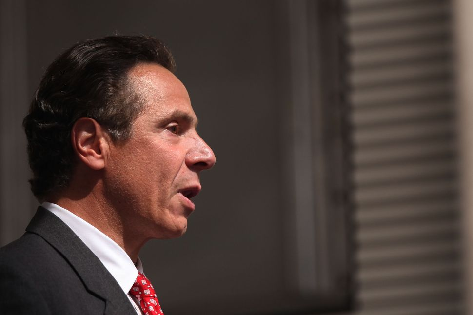 Cuomo: 'I Am Saddened and Profoundly Disappointed' if Percoco Allegations True