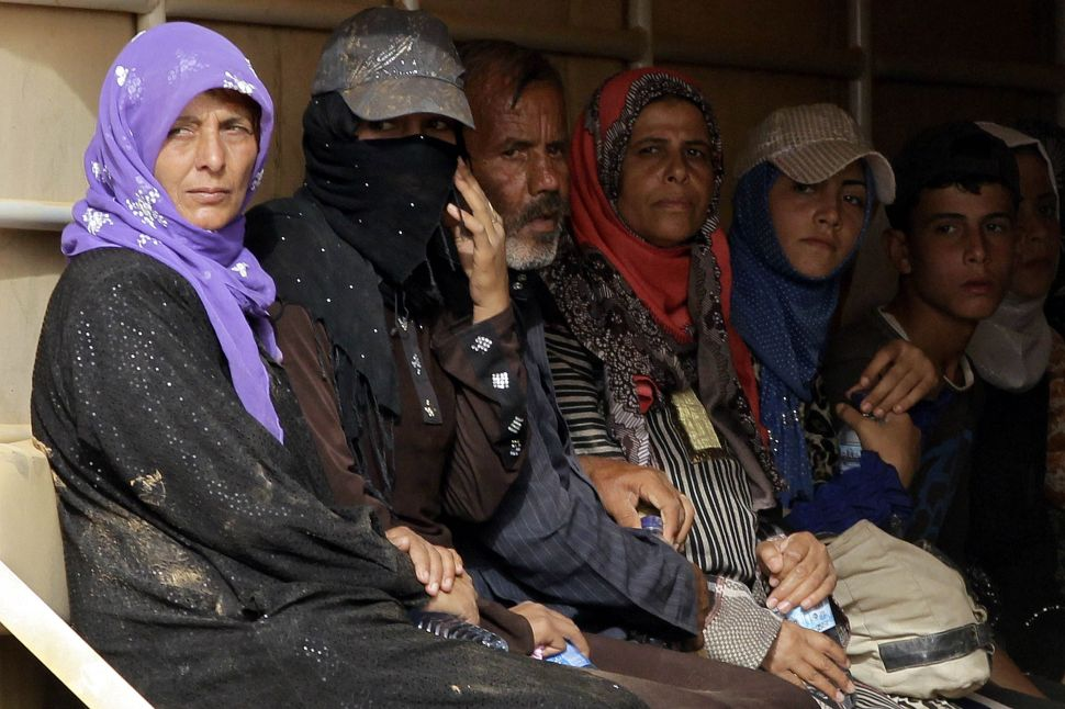 NYC Council Jewish Caucus Wants Obama to Admit More Syrian Refugees
