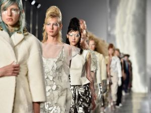 The Maison Margiela Spring 2016 show (Photo: Pascal Le Segretain/Getty Images).