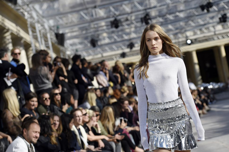 These Were the Most Sparkly Looks From Paris Fashion Week