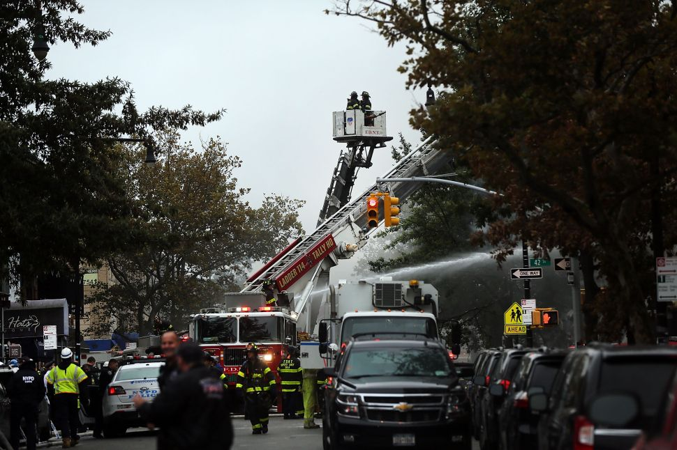 Afternoon Bulletin: Gas Explosion City's Fourth in 2 Years, Dr. Oz's NYPD House Call