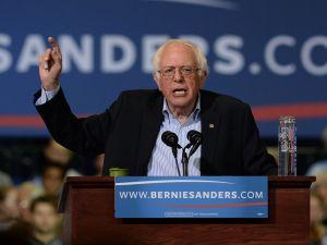 Sen. Bernie Sanders. (Photo by Darren McCollester/Getty Images)