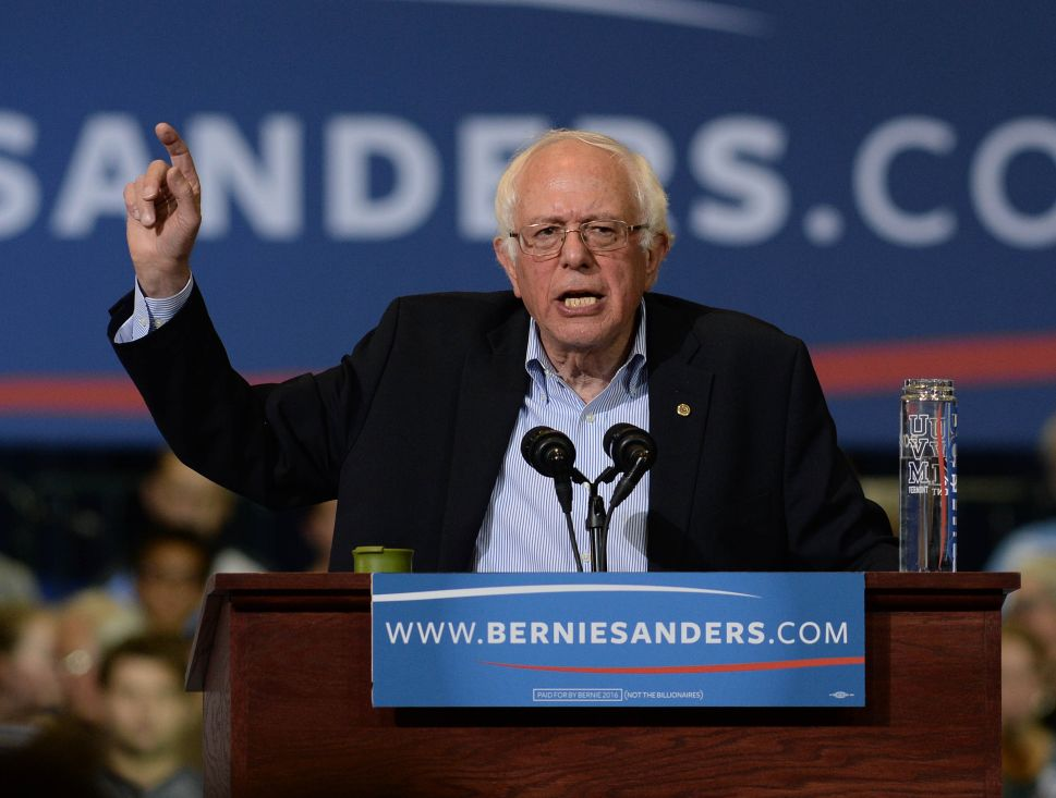 New Hillary Backer Says Bernie Sanders Won't Be President Because He's a Socialist