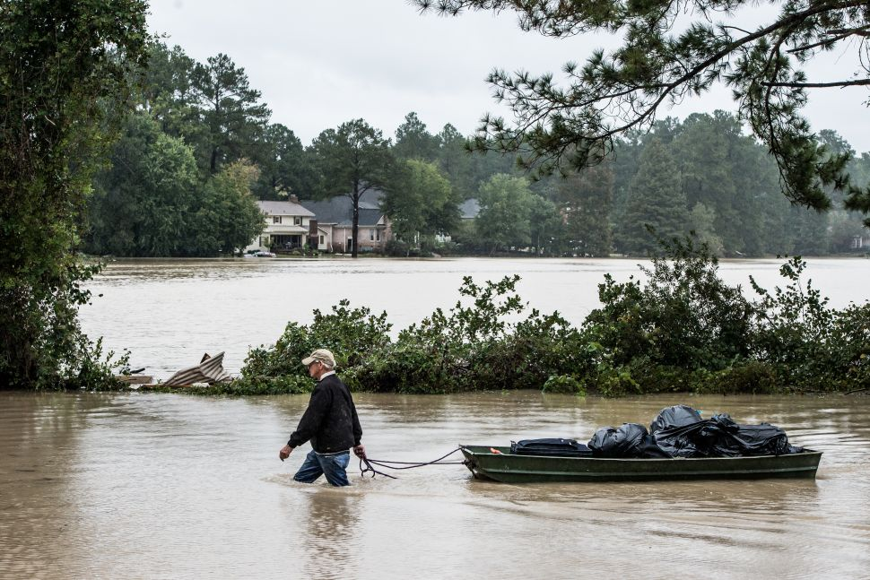 South Carolina Flooding is Sixth '1,000 Year Rainfall' in the U.S. Since 2010