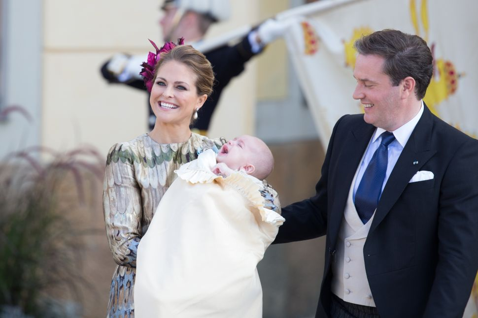 Which Royal Baby Had a Better Christening: Princess Charlotte or Prince Nicolas?