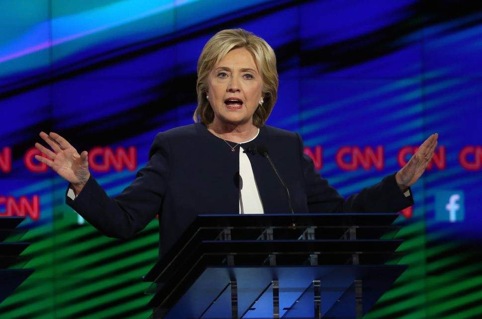 Dodge, Duck, Dip, Dive and Dodge: Hillary on Her Heels Re Emailgate