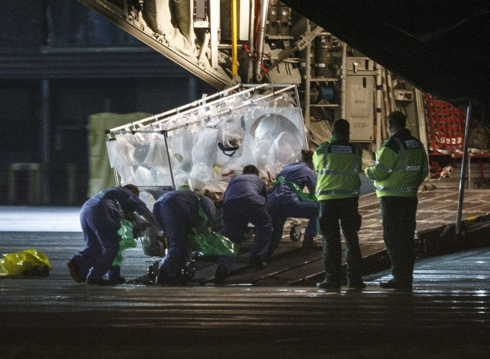 UK Ebola Patient Relapses Nine Months Later; Proves How Little We Understand Virus