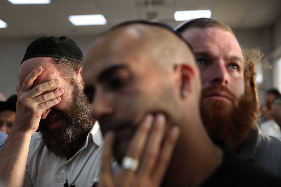 An American in Israel: Terrorism Outside My Window