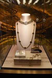 Jewels from Bulgari & Rome: Eternal Inspiration (Photo: Getty Images).