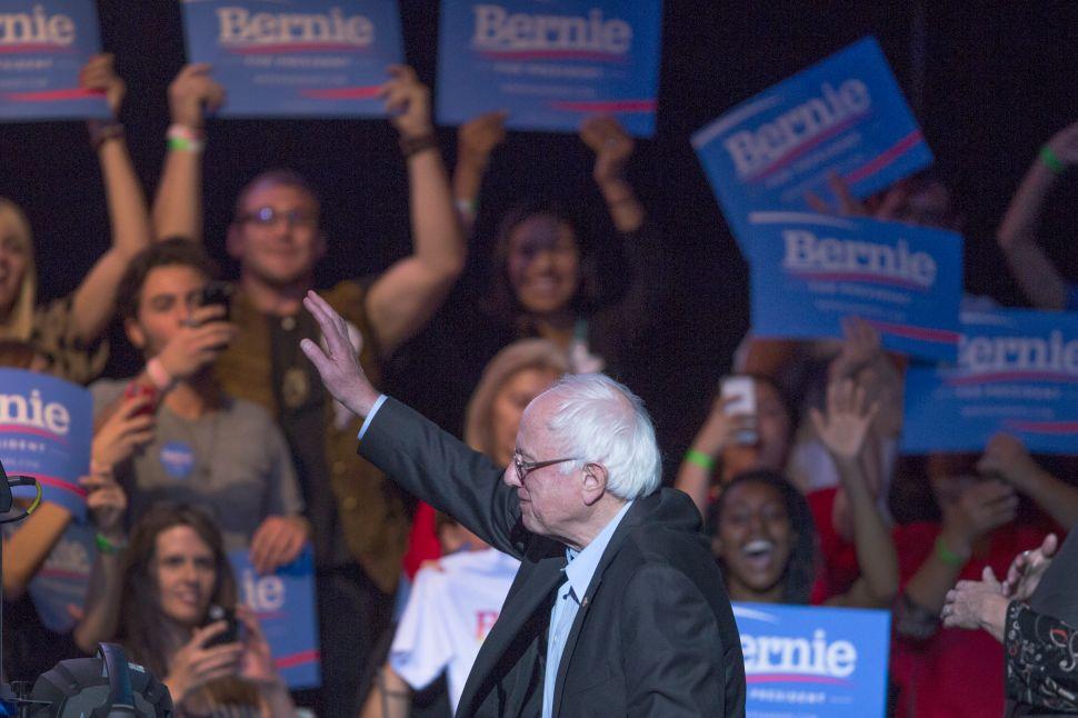 Memo to Bernie: Cut the Socialism Talk