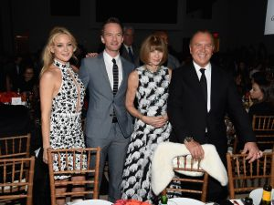 (Photo by Nicholas Hunt/Getty Images for Michael Kors).