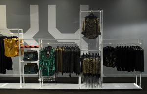 The H&M pop-up shop (Photo: Nicholas Hunt/Getty Images for H&M).