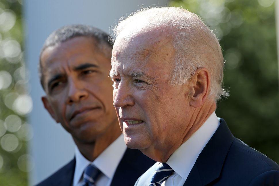 Here's Why Joe Biden Running for President Never Made Sense