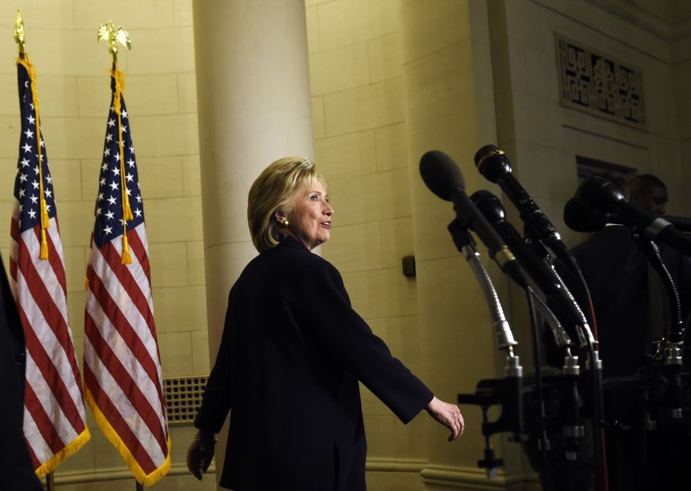 Hillary Rocks Republicans and Rolls the Benghazi Committee