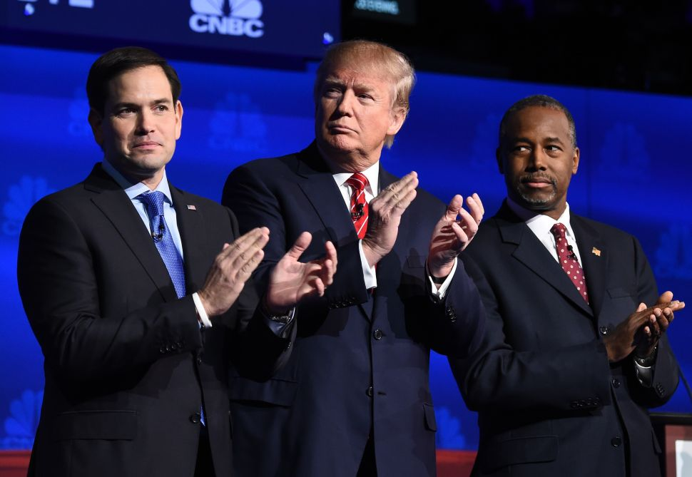 Third Republican Debate: Where Each Candidate Excelled and Faltered
