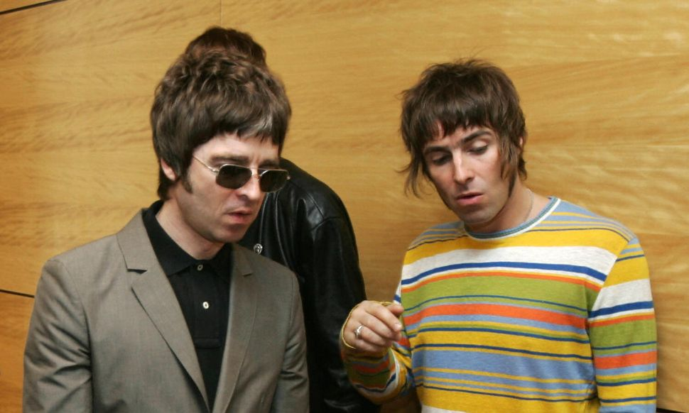 The Complex Legacy of Oasis' Classic '(What's the Story) Morning Glory'