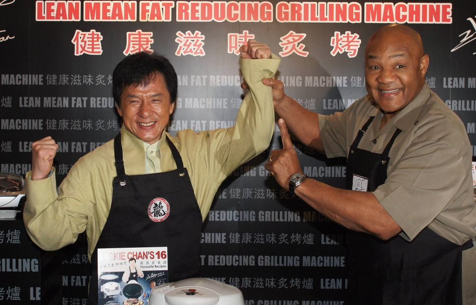George Foreman Is Launching a New 'Shark Tank'-Like Crowdfunding Site