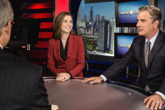 'The Good Wife' Season 7 Premiere Recap: The Smoking Roomba