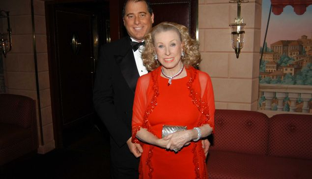 John Hendrickson and Marylou Whitney have sold their apartment in the Sherry Netherland. (BILLY FARRELL/Patrick McMullan)