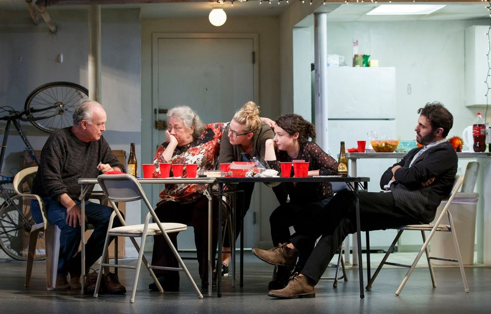 Reed Birney Shines in 'The Humans'—and 'Dames at Sea' Delights