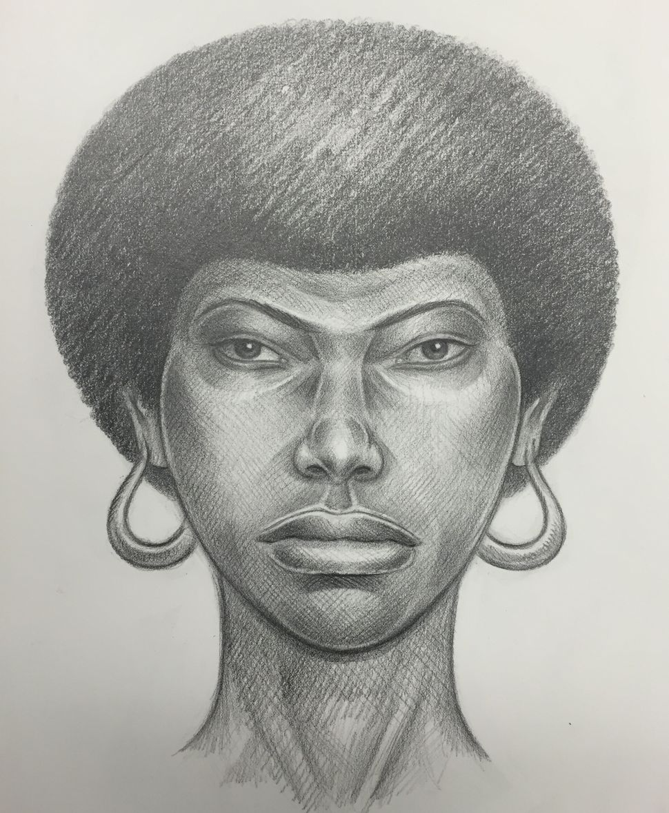 Is This NYPD Sketch Artist Headed for Art Stardom?