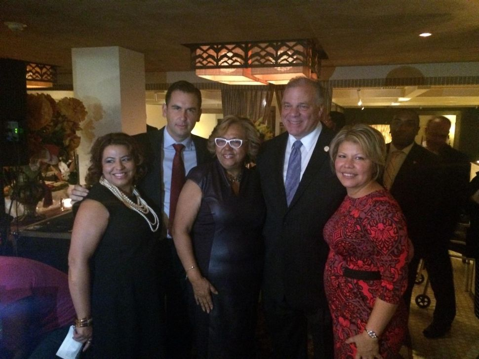 Latinas Descend on Newark's Robert Treat Hotel for LUPE PAC Event