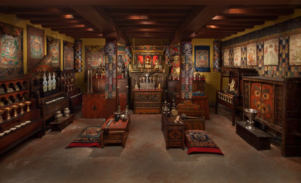 Crowd-funded Show at the Rubin Museum Might Be the Path to Inner Peace