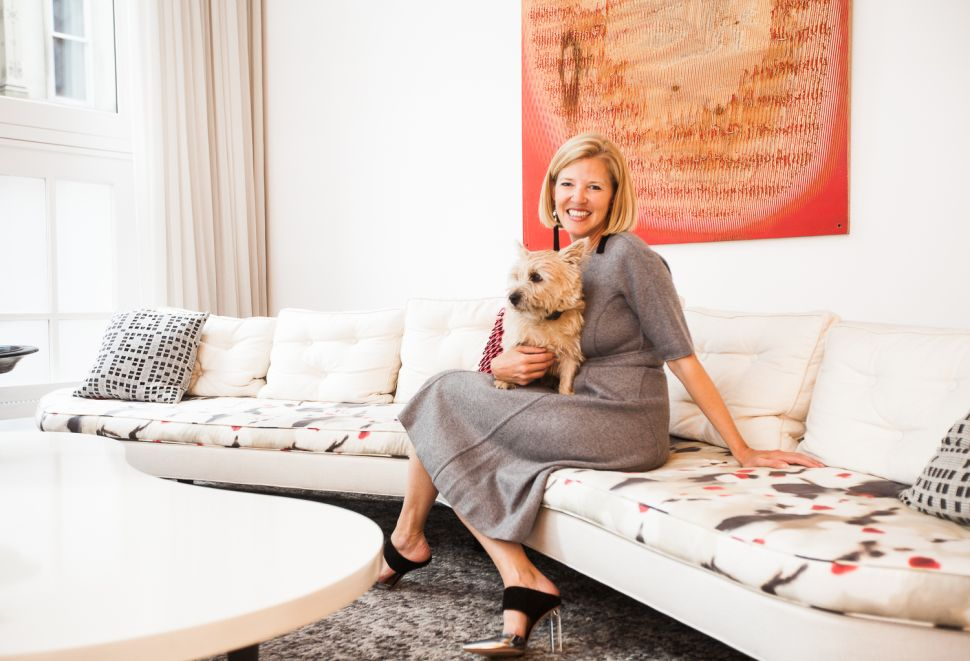 At Home With Fashion Designer Lela Rose