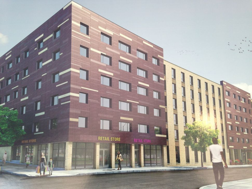 Ground Breaks on de Blasio and Cuomo-Backed Development in Brooklyn
