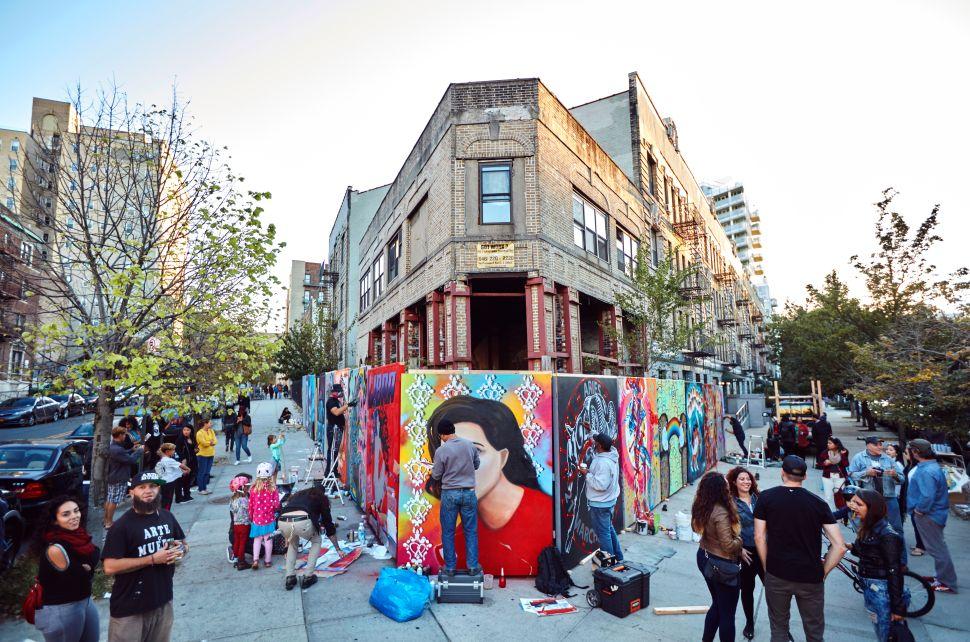 Love Heals Foundation Dedicates Mural Project to AIDS Activist Alison Gertz