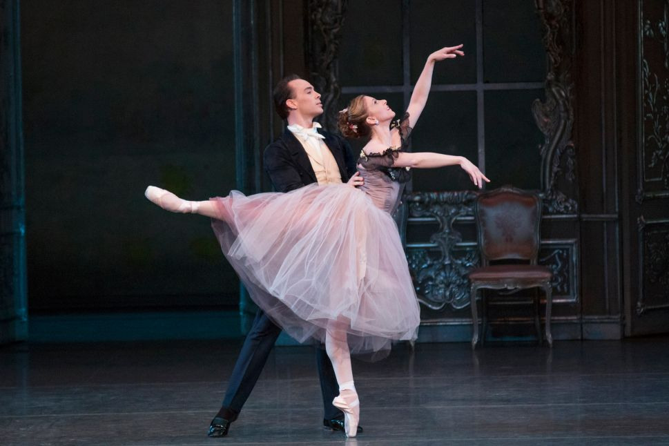 The State of City Ballet (and Its Ballerinas)