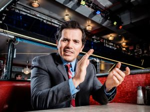 John Leguizamo. (Chris Sorensen for Observer)