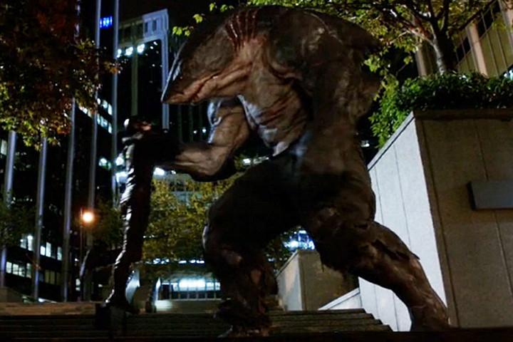 In Praise of King Shark, the Giant Half-Man/Half-Shark on 'The Flash'