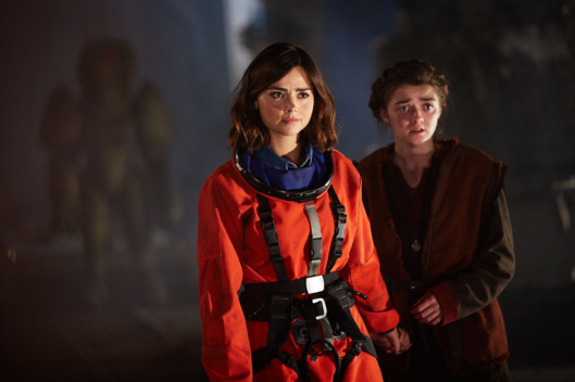 'Doctor Who' 9×5 Recap: I've Seen Your Face Before, My Friend