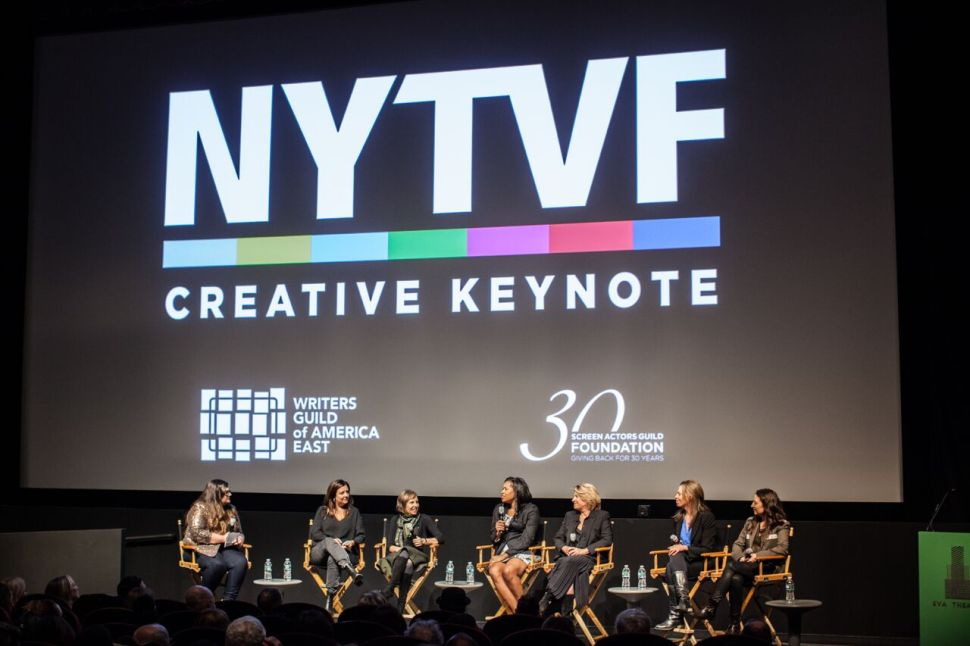 NY Television Festival: Five Top Showrunners on the Power of Women in Television