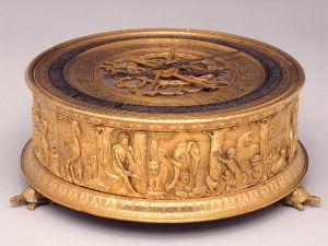 An Orpheus Clock.