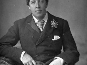 Oscar Wilde was one of the most talked about writers of his day. Just imagine how Twitter would've reacted to him. (Photo: Google Commons)