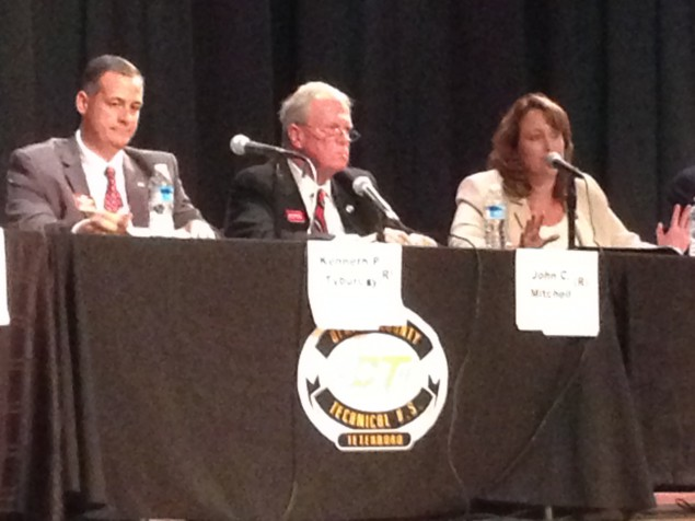 At Bergen Freeholder Debate, Candidates Clash Over High Taxes and Budget