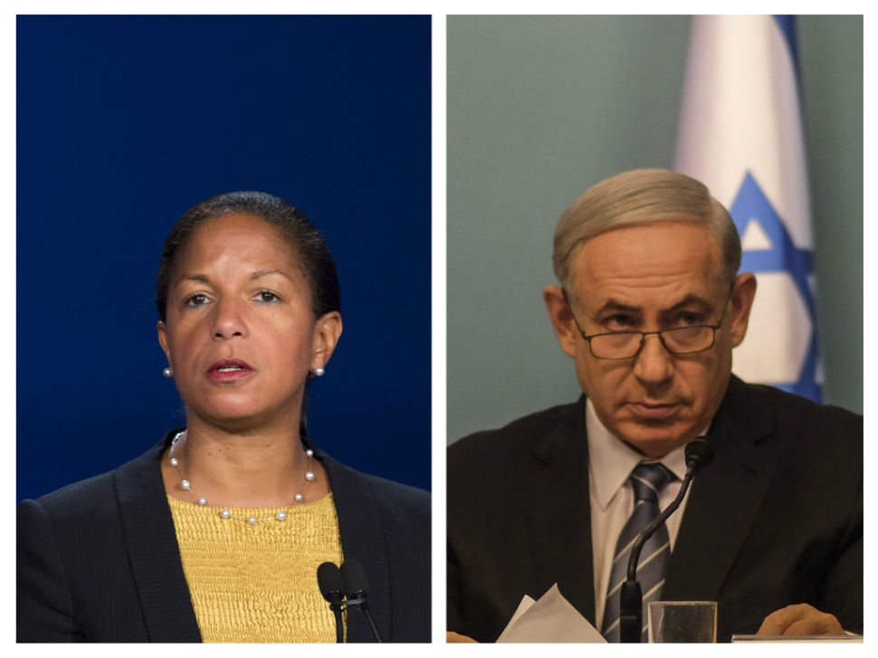 Susan Rice Should Apologize to Netanyahu for Charges of Racism